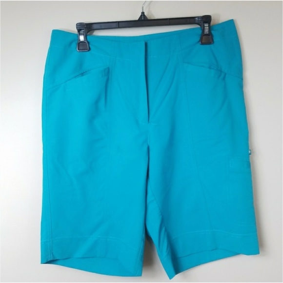 Emerald 18 Pants - Emerald 18 Bermuda Golf Shorts